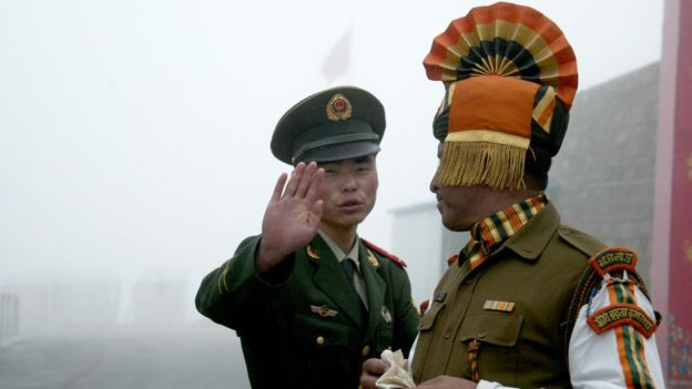 China-India border: Why tensions are rising between the neighbours