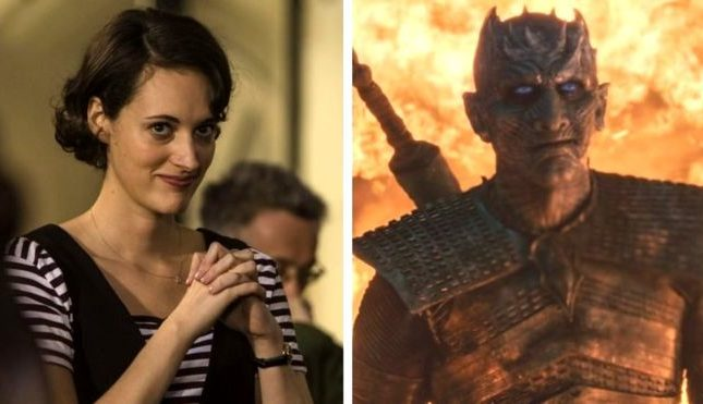 Bafta TV Awards: Fleabag and Game of Thrones up for 'must-see moment'