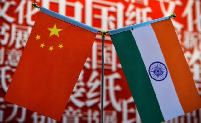 The border spat between India and China is turning into an all-out media war